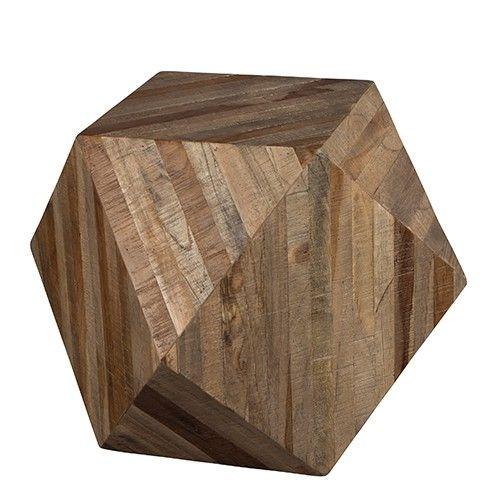 De Geo Deco is een prachtig plaatje voor in uw woonkamer of slaapkamer.  Materiaal: gerecycled teak Afmetingen: 54x40 Maximaal draaggewicht: 30 kg