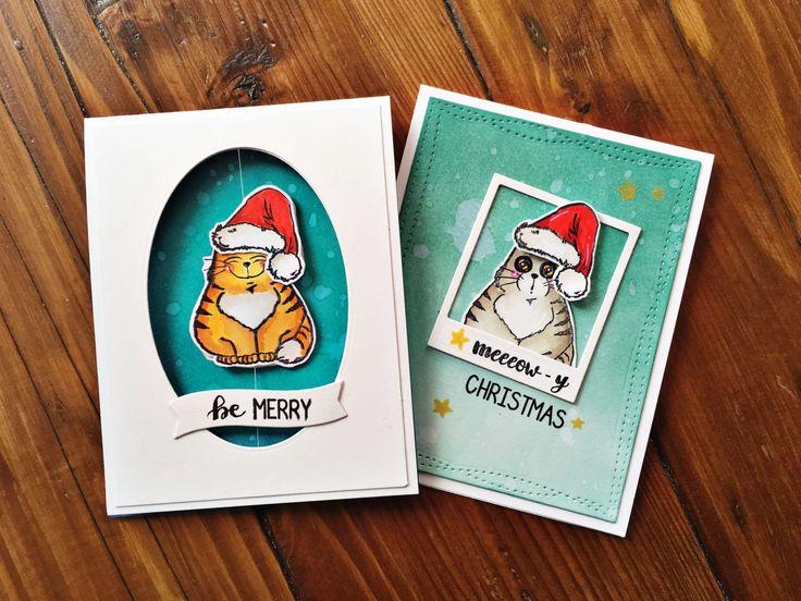 Vendégalkotónk: Lengré Vica – cicás képeslapok