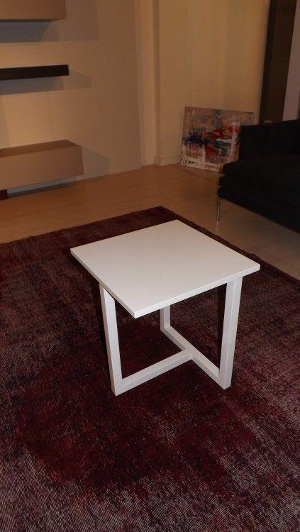 Tavolino Coffe table Hill MisuraEmme - Angolo Design