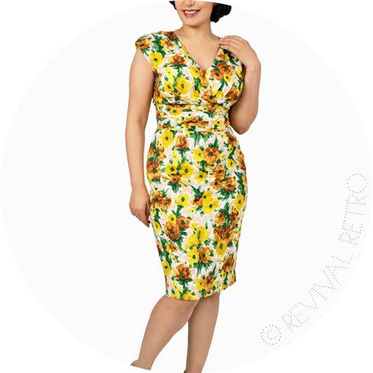 style revival dress sale
