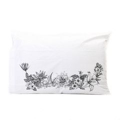 Lioness Pillow Cases Night Bloom | Iko Iko, the most exciting shop for gifts, homewares, accessories and more.