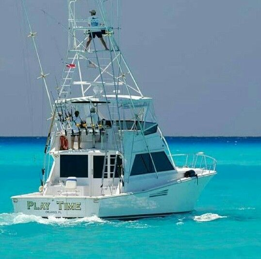 Saltwater fishing in style.  Miami Beach Florida - Seatech Marine Products  Daily Watermakers