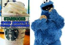 Cookie Monster's Dream Frappuccino | Starbucks Secret Menu