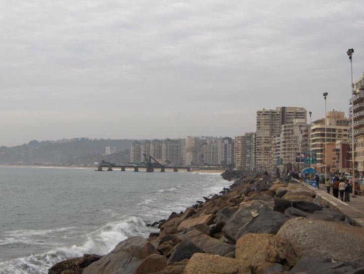 Chile- Vina Del Mar