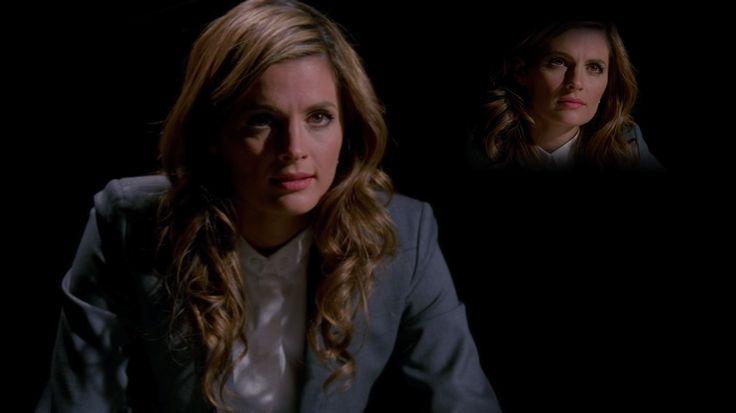Kate Beckett - I'm not a cop today, honey. 5x16