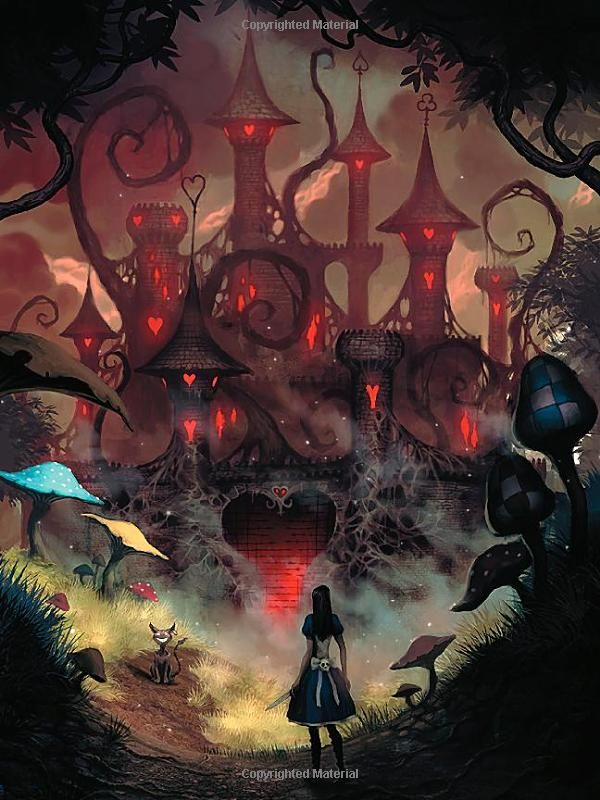 The Art of Alice: Madness Returns. !!!!!!!!!!!!!!!!!!!!!!!!!!!!!!!!!!!!!!!!!!!!!!!!!!!!!!!!!!