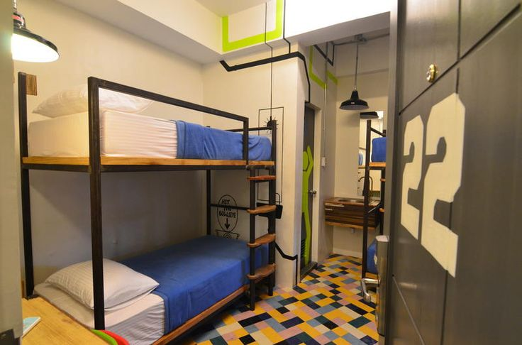 Makati Junction Hostel in Manila, Philippines - Find Cheap Hostels and Rooms at Hostelworld.com