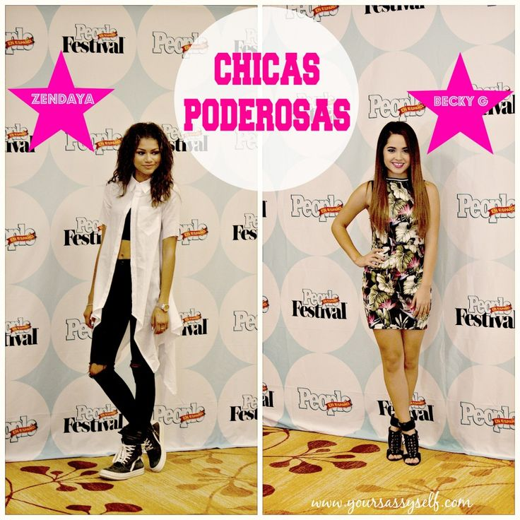 Chicas Poderosas - Zendaya & Becky G Delivered - by @yoursassyself
