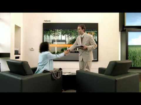 """""""Banking Future Vision (2005)"""" by Microsoft"""