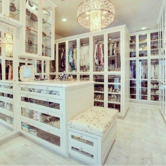 enorme closet