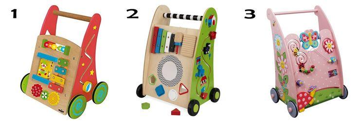 Más de 100 ideas de Juguetes Educativos para niños de 1-2 años (Montessori Friendly)