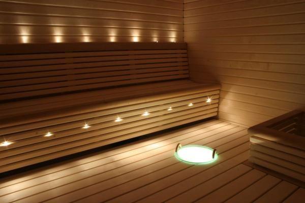 jotain ideoita saunaan