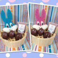 Empório Casa Nova - Caixa de Ovos - Páscoa