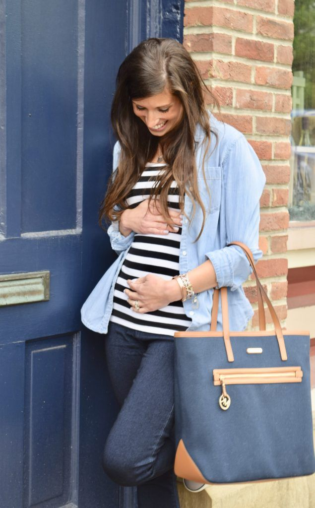 Bump picture, 16 week picture, early baby bump, maternity fashion, maternity style, dressing the bump!