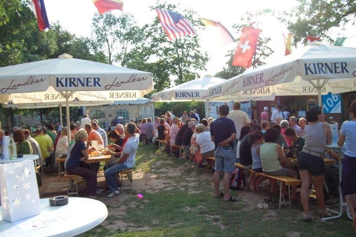 Die WeinNacht 2013 im Nahegarten