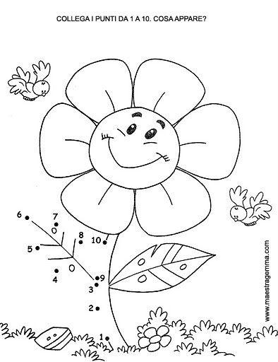 Schede didattiche primavera maestra gemma scuola for Maestra gemma accoglienza scuola infanzia