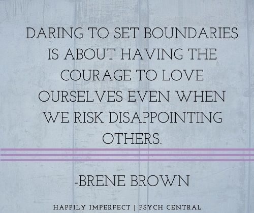 Quotes about Personal Boundaries