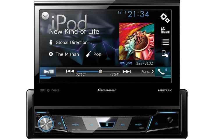 Pioneer AVH-X7700BT Car DVD Player