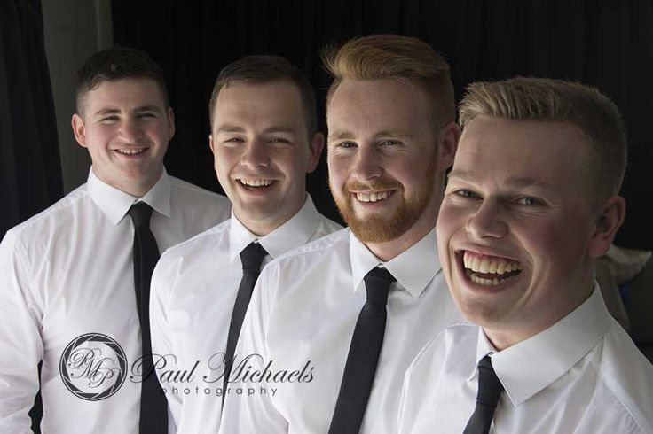 The boys. Wellington wedding photography http://www.paulmichaels.co.nz/