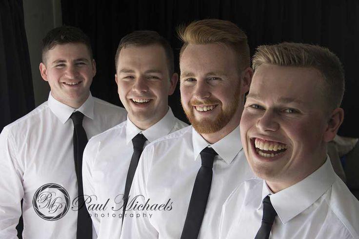 The boys. Wellington wedding photography http://www.paulmichaels.co.nz/