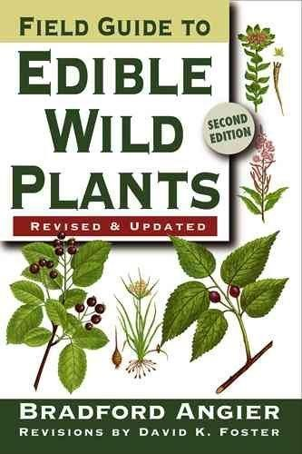 Field Guide To Edible Wild Plants Edible Wild Plants Wild