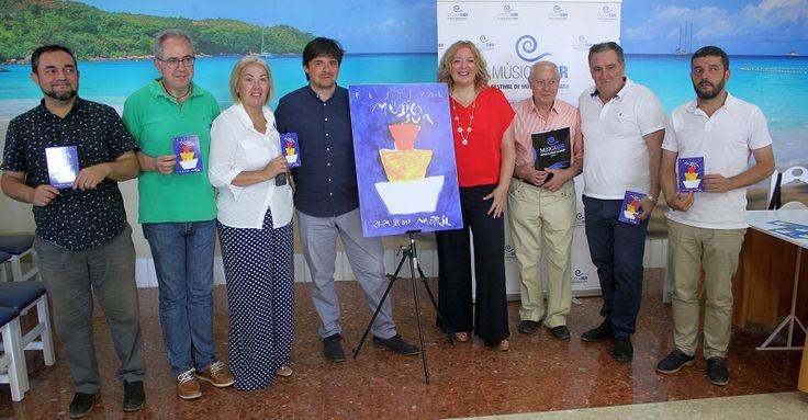 MOTRIL.La ciudad volverá a ser durante el mes de septiembre el gran referente cultural de la provincia de Granada con una nueva edición del 'Festival Música Sur'.