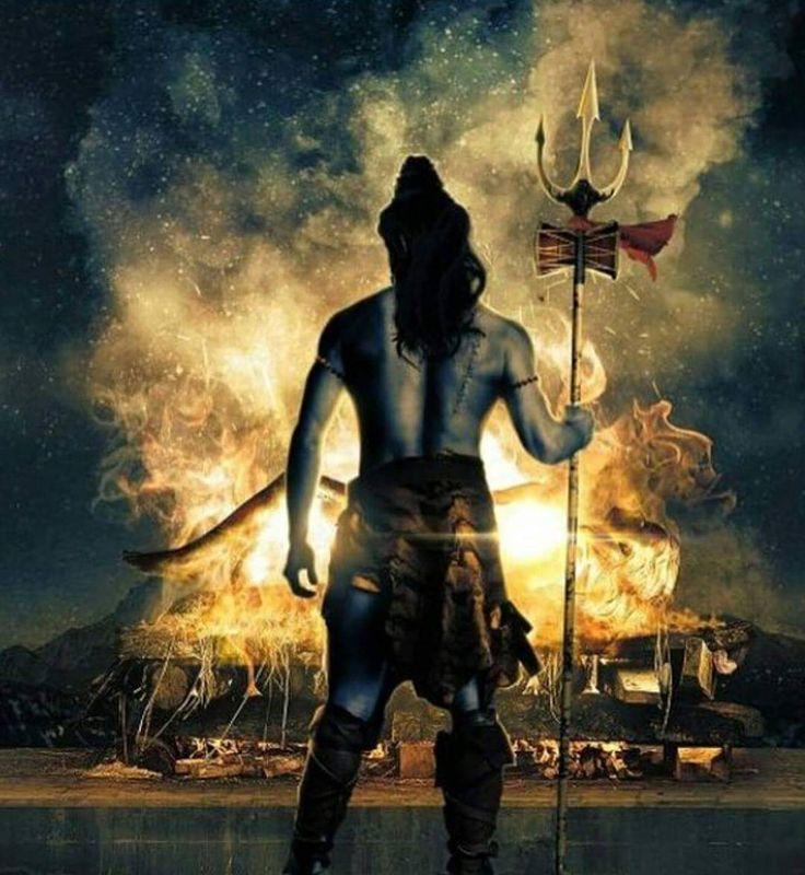 "2,392 Likes, 14 Comments -              (@_bholebaba_ka_dewaana) on Instagram: ""Akal Mrityu Vo Mare Jo# Karm Kare #Chandaal Ka,,, Kaal Uska Kya Kare Jo #Bhakt Ho #MAHAKAL Ka Jai…"""