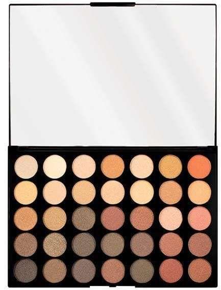 Makeup Revolution Palette Pro HD Gesamtfarbe 35 Richtung – BEAUTY – #Beau …   – Make UP