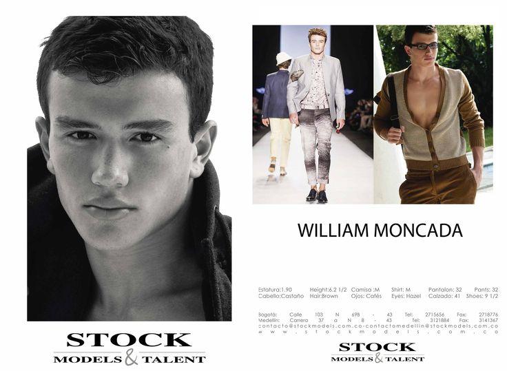 William Moncada - Modelo Stock Models -