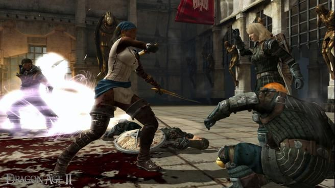 Dragon Age 2 Game Screenshots