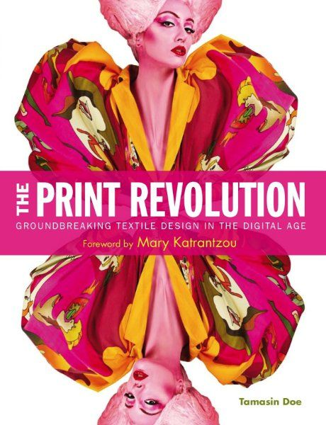 The Print Revolution - Groundbreaking Textile Design in the Digital Age