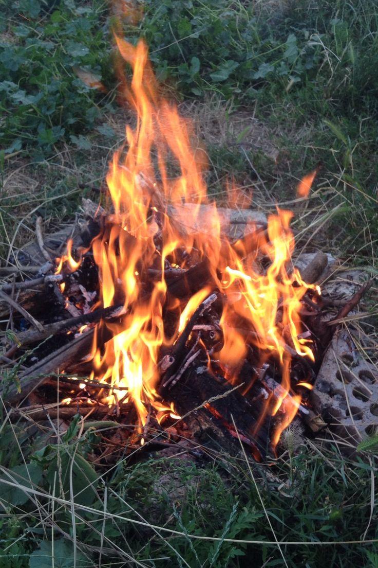 fire burning inside me.. #fire