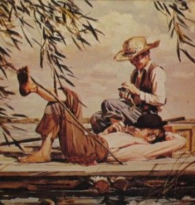 huck finn on modernism The rise of realism: 1860-1914  thus it was profoundly liberating and potentially at odds with society the most well-known example is huck finn,.