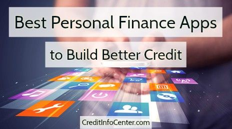 If you think you're already doing everything you can to improve your credit – or you know you should be doing plenty more – a good next (or first) step is the right personal finance app. From banking and budgeting, to debt management and credit monitoring, there's an app you can download on your mobile device to help you rebuild or build up your credit.