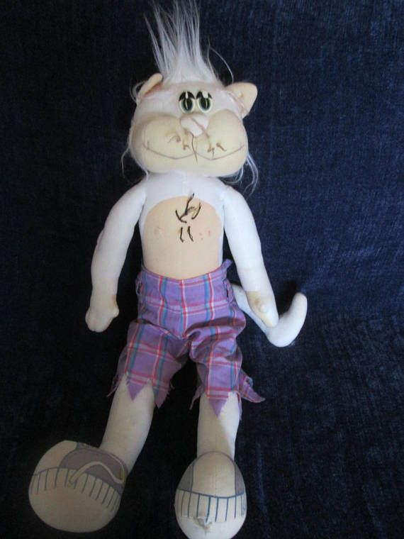 Vintage Poupée Kool Cats/ Vintage Doll Kool Cats