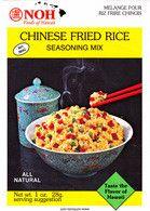 Chinese Fried Rice Seasoning Mix