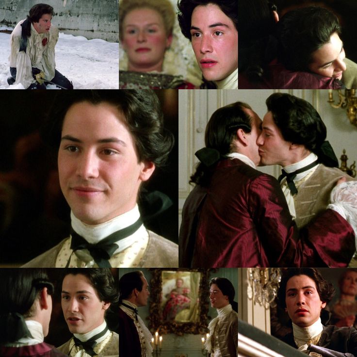 Keanu ♡♥ Reeves in Dangerous Liaisons created by Kimberlydyan