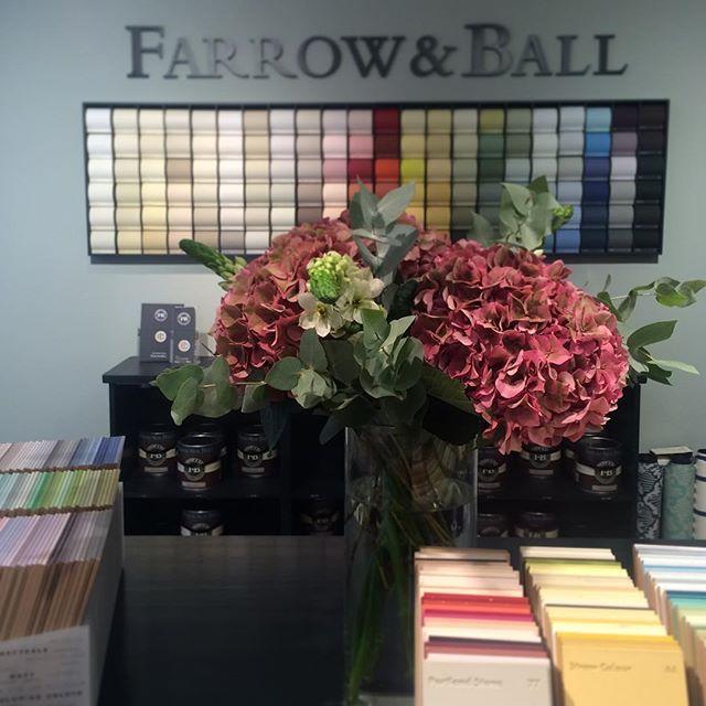 Tapet och färgbutik i Göteborg och online hos Engelska Tapetmagasinet   Farrow & Ball   Inredning   Målarfärg   Little Greene   Wallpaper   Gothenburg   Interior Shop  