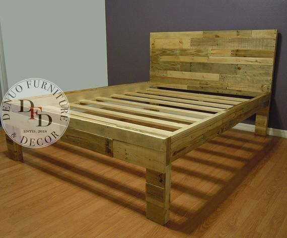 Pin On Inventive Pallet Bed Inspirations