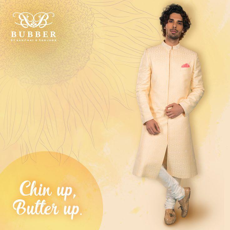 Butter Up Your Wardrobe With Our 'Alder' Sakura Sherwani!  Order This Bubber Couture Ensemble Today!  Contact Us: 📞 9819980846/9820709875  🏠 The Bubber Couture Store. 📍 https://goo.gl/maps/YvPDNrLEuBv 📧 info@bubbercouture.com . . . . #sherwani #sakura #indowestern #ootd #dailylooks  #dapperman #dapperdaily #dandy #menstyle #indiangroom #groom #gentleman #luxury #luxurybrand #mensstylepro #style #stylestatement #instafashion #fashionista #instagood #menswear #mensapparel #mensfashion…