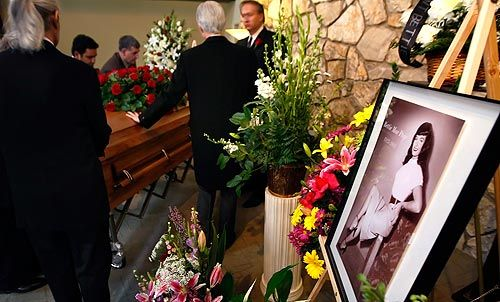 Funeral for Bettie Page, 2008
