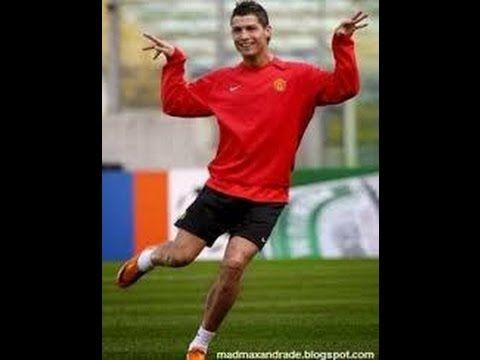 Cristiano Ronaldo jadi PELAWAK :D
