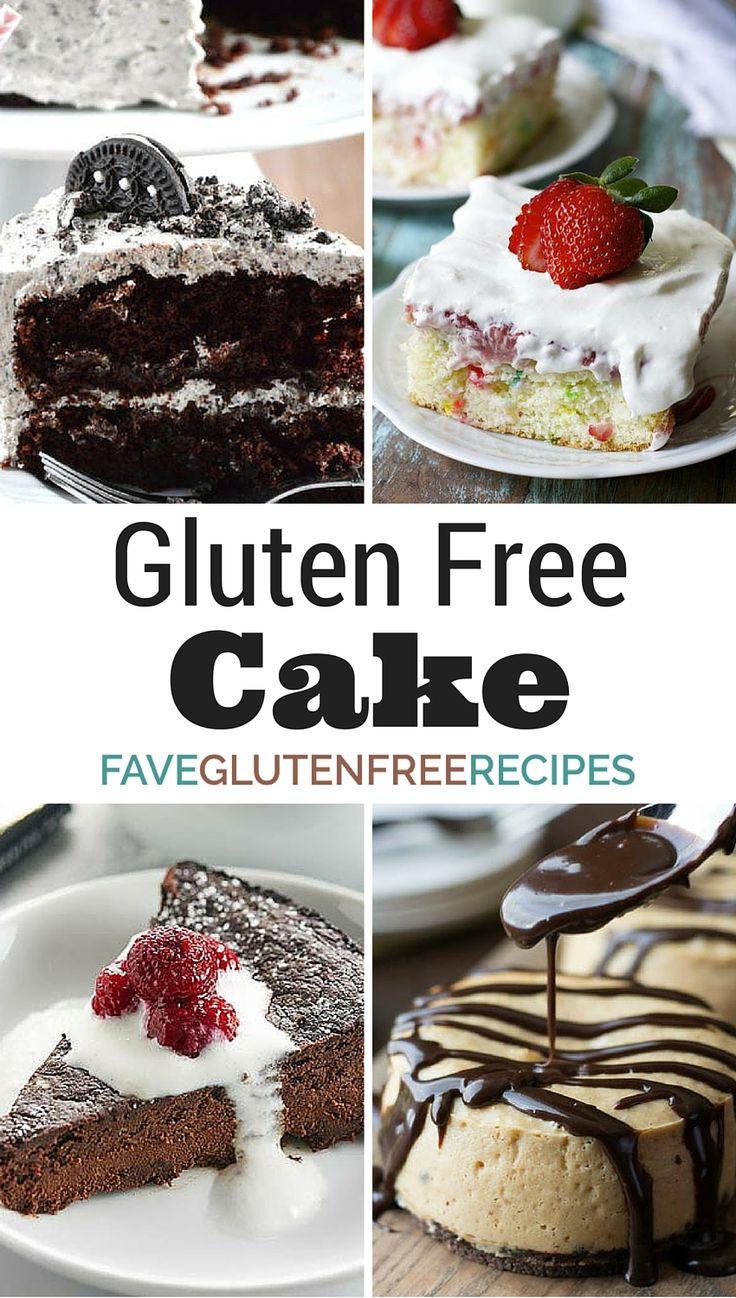 260 best Gluten Free Cake Recipes images on Pinterest Gluten free