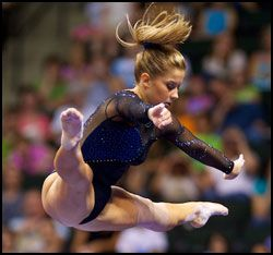 :: USA Gymnastics :: Shawn Johnson ::