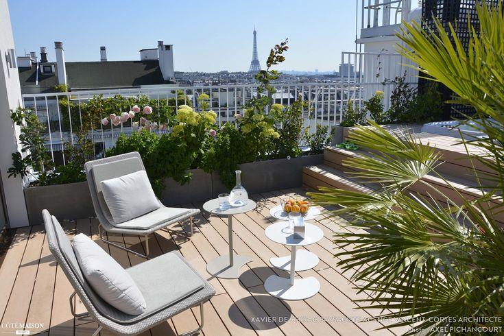 1000 id es sur le th me toit de pergola sur pinterest for Recherche architecte paysagiste