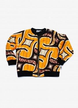 Cool african made bomber jacket for kids. www.kwadusa.com ...