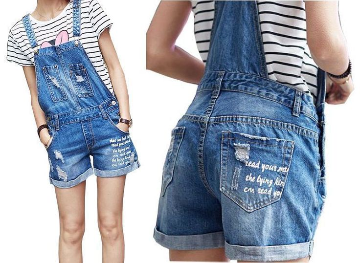 die besten 25 kurze latzhose ideen auf pinterest wei es overall outfit denim overall shorts. Black Bedroom Furniture Sets. Home Design Ideas
