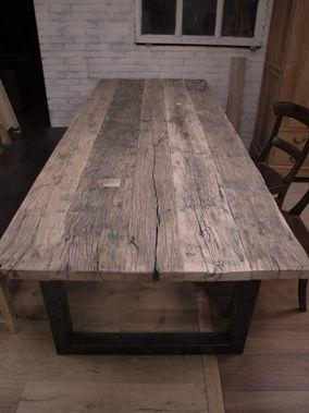 20 beste idee n over tafelblad decoraties op pinterest for Tafelblad steigerhout maken