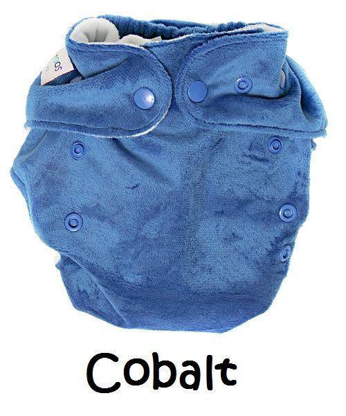 Wonderoos - Minky Cobalt #wonderoospintowin