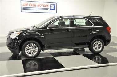 New 2014 Chevrolet Equinox LS - Clinton MO - Jim Falk Motors